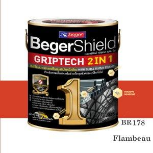 BegerShield Griptech 2in1-BR178 สีเคลือบเงา