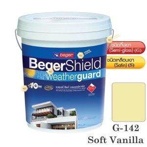 เบเยอร์ ชิลด์ G-142 สีน้ำอะคริลิก-กึ่งเงา-5gl.
