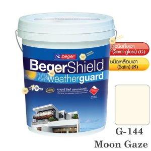 เบเยอร์ ชิลด์ G-144 สีน้ำอะคริลิก-กึ่งเงา-5gl.