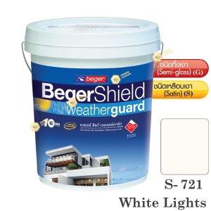 เบเยอร์ ชิลด์ S-721 สีน้ำอะคริลิก-เหลือบเงา-5gl.