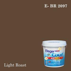 เบเยอร์คูล ออลพลัสสีน้ำอะครีลิก-ภายนอก (SSR) E- BR 2097 (Light Roast)