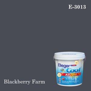 เบเยอร์คูล ออลพลัสสีน้ำอะครีลิก-ภายนอก E-3013LH/N (Blackberry Farm)