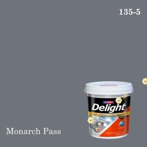 ดีไลท์สีน้ำอะครีลิก ภายนอก E-135-5 (SP) Monarch Pass