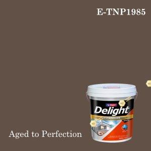 ดีไลท์ พลัสสีน้ำอะครีลิก ภายนอก E-TNP1985 (Aged to Perfection)