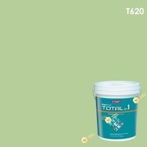เบเยอร์ชิลด์ T620 สีน้ำอะครีลิก โทเทิล อิน วัน Garden Pond