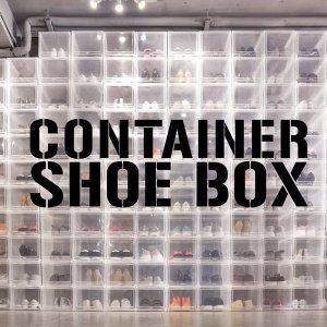กล่องรองเท้า Ide'e Container Shoe Box ver 4 รุ่น PN3143