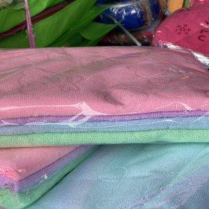 ผ้าขนหนูนาโนขนาด12x26cm