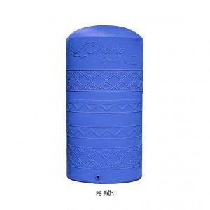 ถังเก็บน้ำบนดิน WAVE 700 ลิตร VIGO สีฟ้า