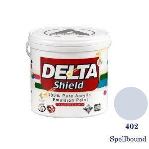 Delta Shield สีน้ำอะครีลิค 402 Spellbound-1gl.