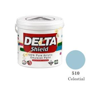 Delta Shield สีน้ำอะครีลิค 510 Celestial -1gl.