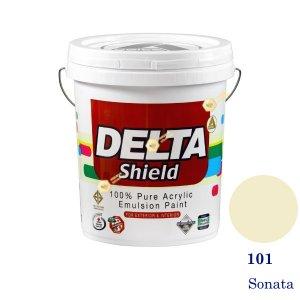 Delta Shield สีน้ำอะครีลิค 101 Sonata-5gl.