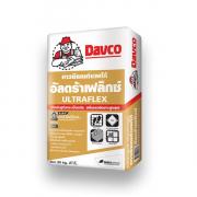 กาวปูทับกระเบื้องเดิม DAVCO Ultraflex