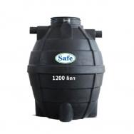 ถังบำบัดน้ำเสีย ไร้อากาศ รุ่นST600-6000