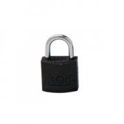 กุญแจสปริงเหล็กดำ 25 มม. ISON