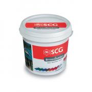 สีทากระเบื้อง สำหรับหลังคาลอนคู่ SCG