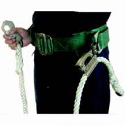 เข็มขัดนิรภัย Safety Belt เชือกไนล่อน แบบครึ่งตัว ตะขอเล็ก