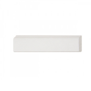 BG008-5 ไม้มอบ Yes Moulding สีขาว