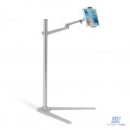 ขาตั้งพื้นไอแพดปรับระดับ Cell Phone iPad/Tablet Floor Stand