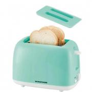 Smart home Toaster เครื่องปิ้งขนมปัง 2ชิ้น พร้อมฝาปิด รุ่น SM-T650
