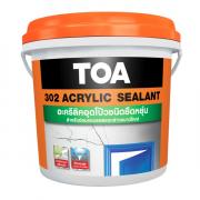 อะคริลิกอุดโป๊วชนิดยืดหยุ่น TOA 302 Sealant