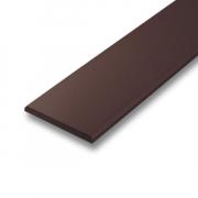 ไม้ระแนงสมาร์ทวูดSCG ลบมุม 7.5x300x0.8ซม. สีน้ำตาลโอ๊ค