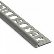 CTG12K คิ้วมุมนอก PVC สีเทา 2 เมตร