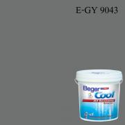 สีน้ำอะครีลิกภายนอก SSR E-GY 9043 Beger Cool All Seasons Great Graphite