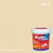 สีน้ำอะครีลิก 9071 นาโนโปรชิลด์ NHA Simple Tan