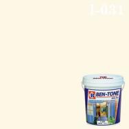 สีน้ำพลาสติก ภายใน I-031 เบนโทน Rose White