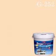 สีน้ำอะครีลิกกึ่งเงา S-252 เบเยอร์ชิลด์ Melon Sorbet