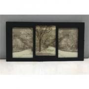 กรอบรูปไม้ 3 ช่อง fetco 5×7