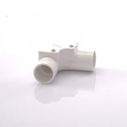 ข้อต่อข้องอ90ฝาเปิด พีวีซี เอสซีจี ระบบร้อยสายไฟ สีขาว (มาตรฐาน JIS)