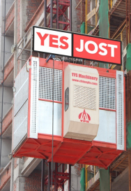 Passenger Hoist ลิฟต์ก่อสร้าง