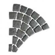 SCG บล็อกปูพื้น คาร์เพท-สโตน พัดขวาผิวเรียบ ขนาด 60.5×56.25×2 ซม.