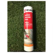 Wurth Acetate Silicon Plus ซิลิโคน อะซิเทต พลัส สีขาว 280ml.