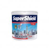 Supershield Semi-Gloss สีน้ำซุปเปอร์ชิลด์กึ่งเงา เบสA