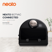 Neato connected หุ่นยนต์ดูดฝุ่นจากปะเทศอเมริกา