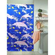 ผ้าม่านกั้นห้องน้ำ Polyester