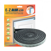 E-Z BLOX 639 เทปกันเสียงรบกวนสำหรับหน้าต่างและประตู