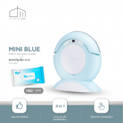หุ่นยนต์ดูดฝุ่น AUTOBOT MINI Baby Blue